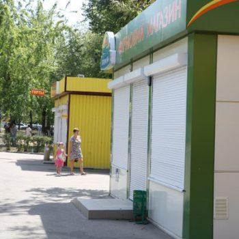 У Кропивницькому позакривали магазини через приїзд Порошенка. ВІДЕО