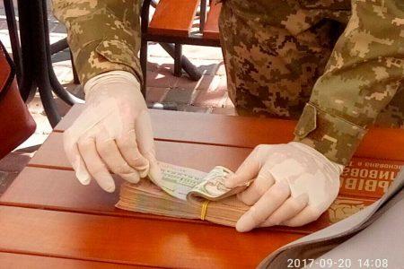 У Кропивницькому за підозрою в хабарництві затримали високопосадовців обласного управління ДФС. ФОТО, ВІДЕО