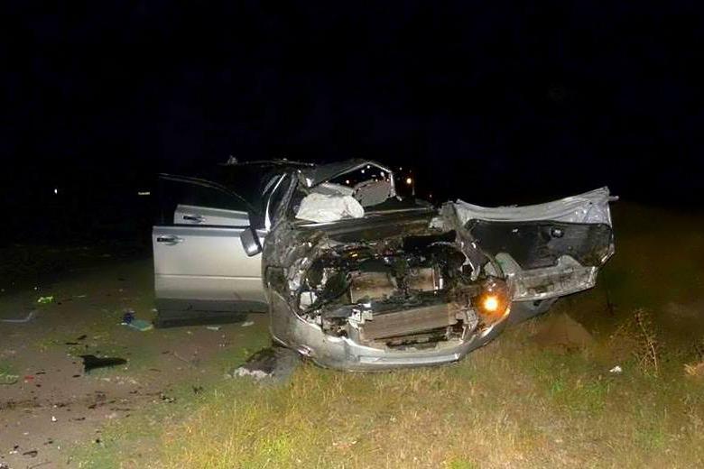 Без Купюр Вночі під Кропивницьким сталася ДТП, загинуло двоє людей Події  пост пасажир Кропивницький ДТП водій