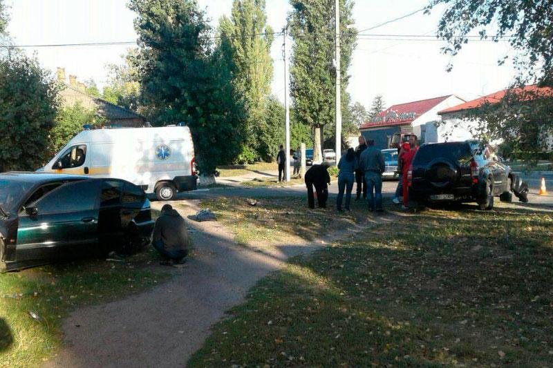 У Кропивницькому вранці зафіксували кілька ДТП, одна з потерпілими. ФОТО - 4 - Події - Без Купюр