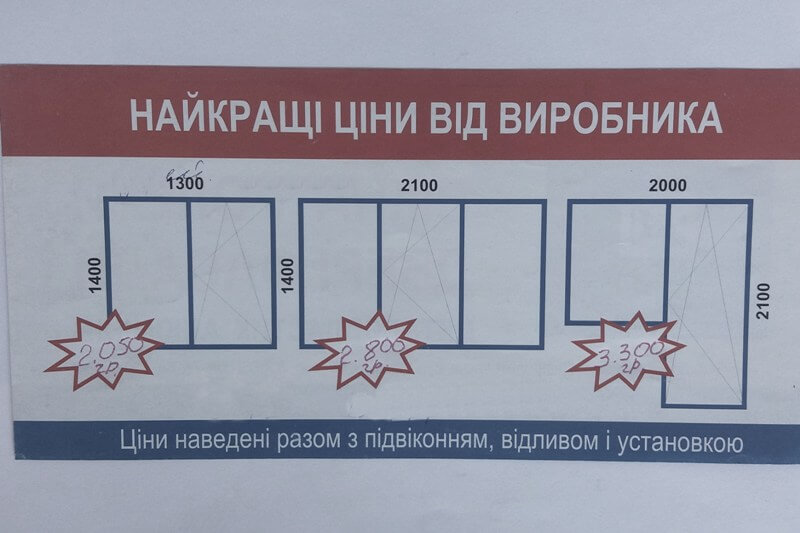 На Кіровоградщині шахрай видурював у людей гроші, обіцяючи металопластикові вікна - 1 - Події - Без Купюр