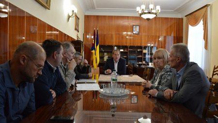 Райкович пообіцяв проект встановлення меж Лісопаркової
