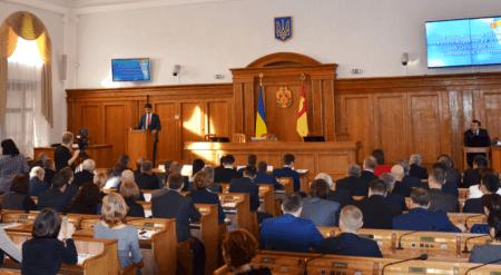 """Депутату від """"Радикальної партії"""" не вдалося добитися скликання позачергової сесії облради, щоб засудити дії Саакашвілі"""