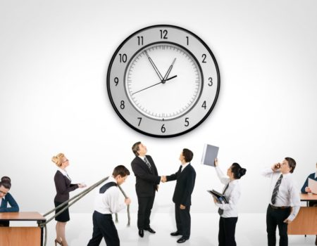 Як відпрацьовують робочий час ті, хто контролює інших? ВІДЕО