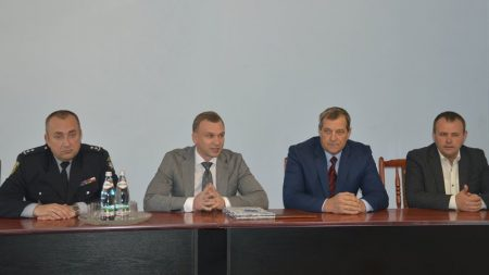 У Голованівську представили нового начальника відділу поліції. ФОТО