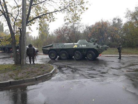 Спецпідрозділи Кіровоградщини знешкодили диверсійну групу та попередили теракт на Кременчуцькій ГЕС. ФОТО