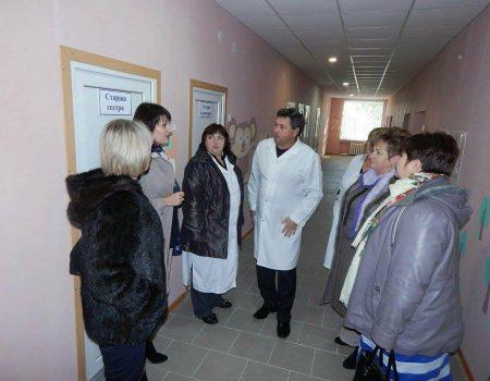 Кропивницьку госпітальну раду очолила начальниця міського управління охорони здоров'я. ФОТО