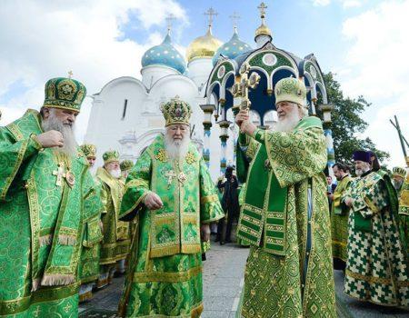 Єпископ Марк обурений тим, що кіровоградський митрополит Іоасаф був серед вітальників Путіна