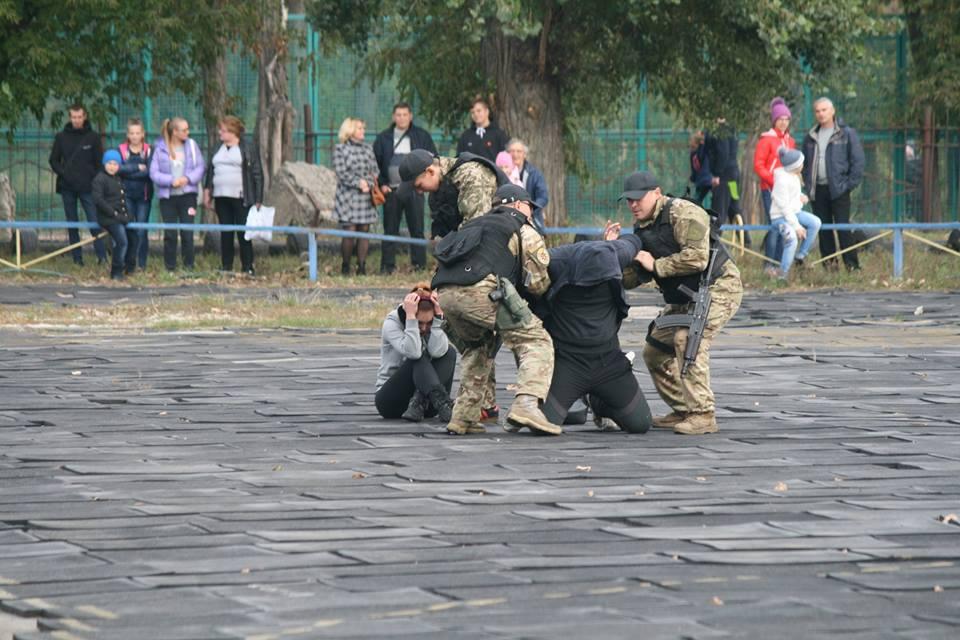 Перегони та затримання злочинців: у Кропивницькому показали, на що здатні дрони. ФОТО Фото 8 - Події - Без Купюр - Кропивницький