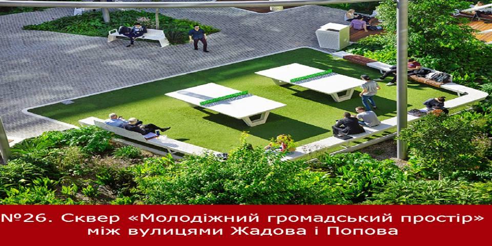 """Без Купюр   Життя   Що гальмує створення скверу """"Молодіжний громадський простір"""" у Кропивницькому 1"""