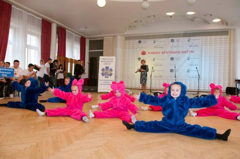 На всеукраїнських змаганнях із домедичної допомоги школярі із Кропивницького вибороли ІІ місце. ФОТО 9