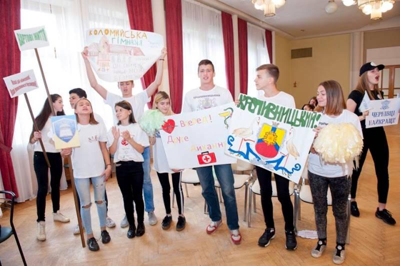 На всеукраїнських змаганнях із домедичної допомоги школярі із Кропивницького вибороли ІІ місце. ФОТО 7