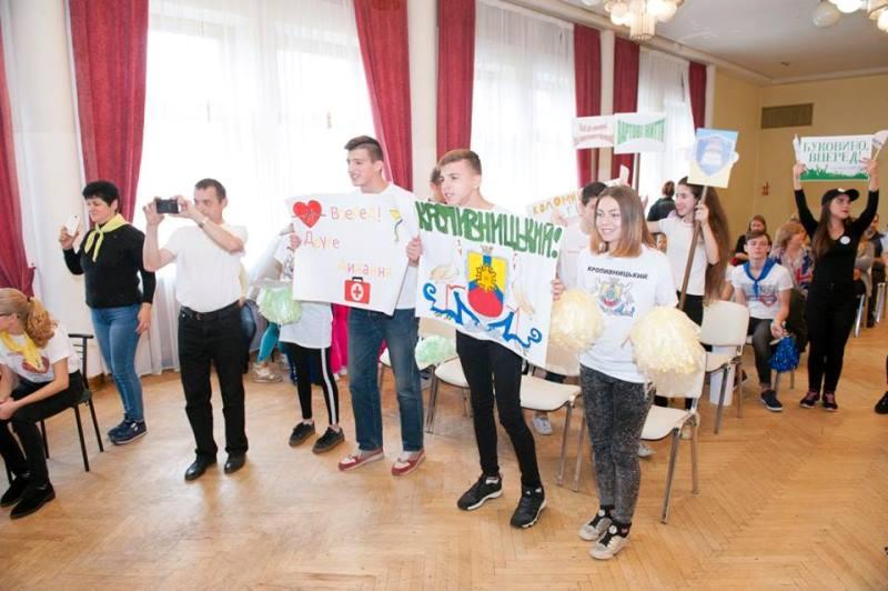 На всеукраїнських змаганнях із домедичної допомоги школярі із Кропивницького вибороли ІІ місце. ФОТО 5
