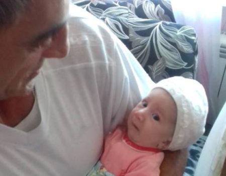 У Кропивницькому молоді батьки просять допомогти врятувати піврічну донечку. ФОТО