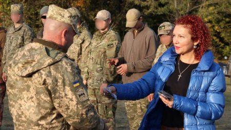 Спецпризначенці 3-го полку отримали народні відзнаки «Срібний вовкулака». ФОТО, ВІДЕО