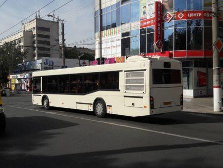 Розклад руху на автобусному маршруті 116