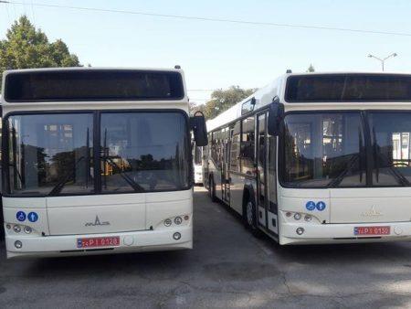 Жителі Кропивницького можуть запропонувати зміни до графіків і маршрутів нових автобусів
