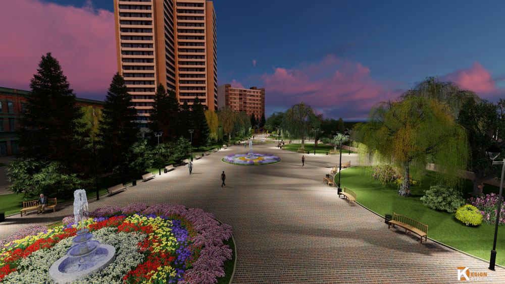 Без Купюр Якою жителі Кропивницького хочуть бачити набережну міста. ФОТО Життя  проект Набережна Кропивницький Інгул бюджет