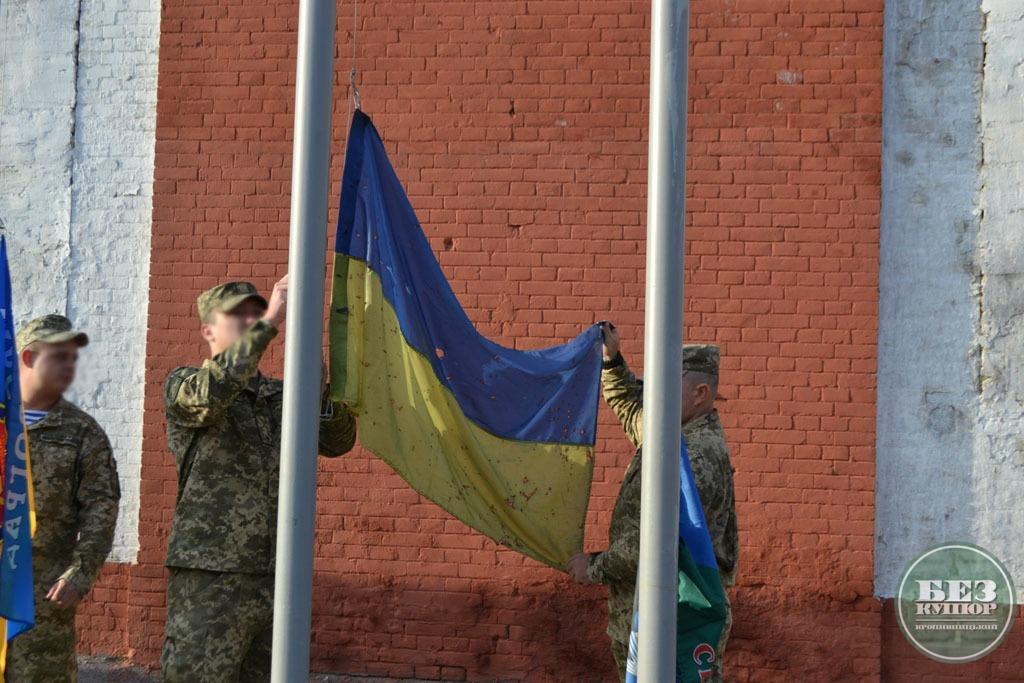 У Кропивницькому 3-й полк відзначив 55-ту річницю створення частини. ФОТО - 1 - Події - Без Купюр