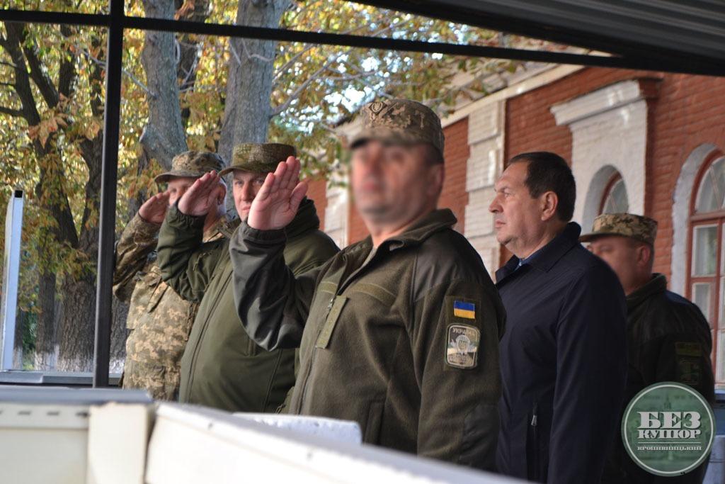 У Кропивницькому 3-й полк відзначив 55-ту річницю створення частини. ФОТО - 4 - Події - Без Купюр