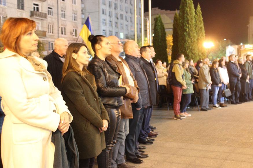 Без Купюр Вечір пам'яті 179 героїв АТО в Кропивницькому: як це було. ФОТО Життя  Кропивницький герої АТО