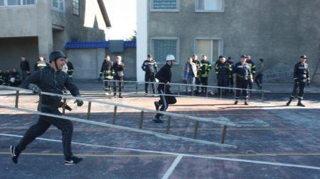 На Кіровоградщині стартували змагання пожежників. ФОТО