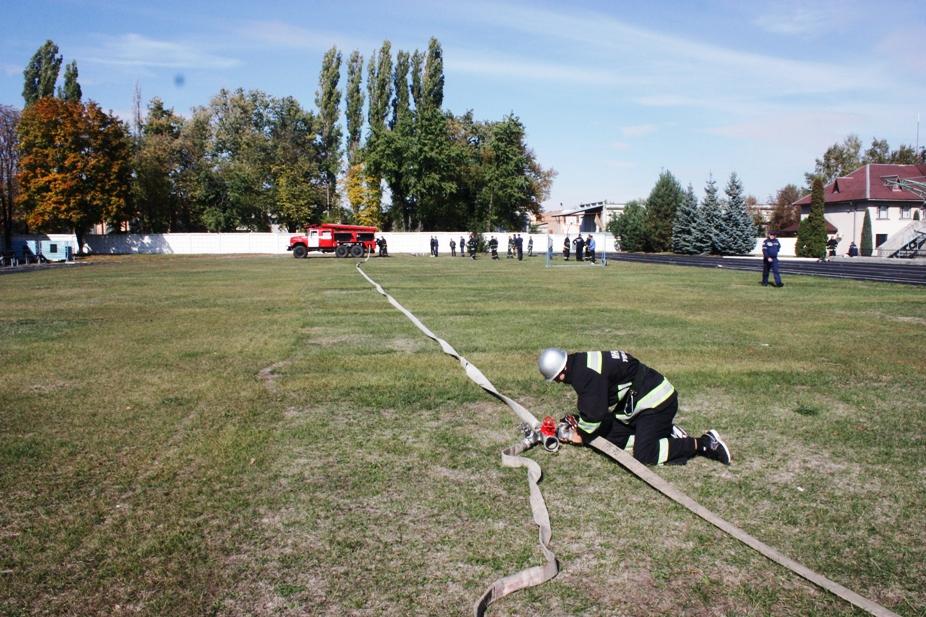 На Кіровоградщині стартували змагання пожежників. ФОТО 4