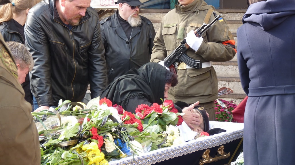 В Олександрії поховали комбата з 36-ї бригади морської піхоти. ФОТО - 3 - Життя - Без Купюр