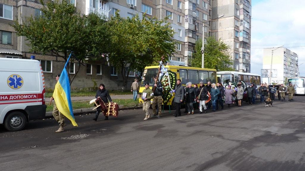 В Олександрії поховали комбата з 36-ї бригади морської піхоти. ФОТО - 5 - Життя - Без Купюр