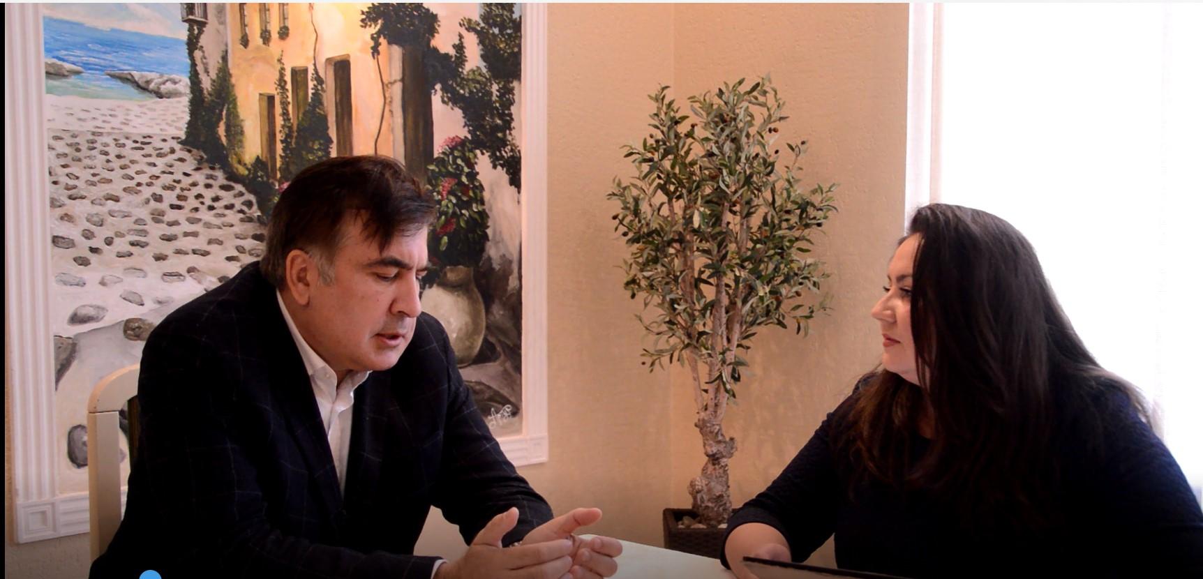 """""""Реформи дискредитують навмисно"""", - ексклюзивне інтерв'ю Саакашвілі в Кропивницькому, частина 2. ВІДЕО - 1 - Політика - Без Купюр"""