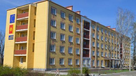 Гуртожиток для переселенців у Новгородці, відремонтований за 700 тисяч євро, пустує. ВІДЕО