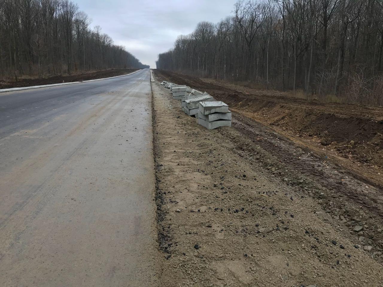Об'їзну дорогу на Кіровоградщині, заради якої за часів Ларіна знищили гектари лісу, нарешті відкриють для транспорту. ФОТО. ВІДЕО 2