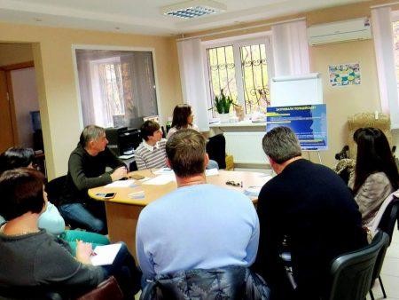 Поліцейських Кропивницького навчали правильно затримувати неповнолітніх. ФОТО