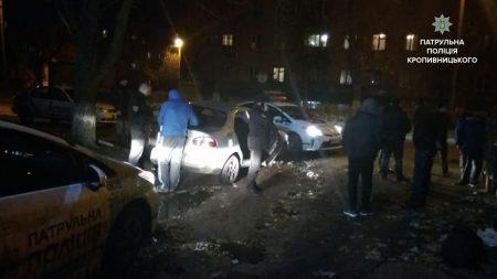 У Кропивницькому біля школи продавали наркотики з «Ланоса». ФОТО