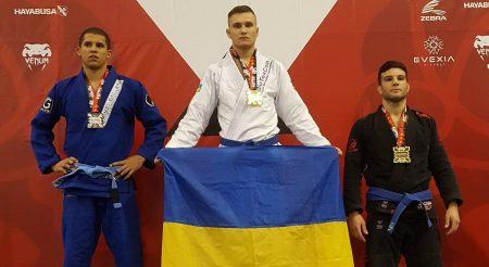 Кропивничанин здобув перше місце в престижному чемпіонаті з джіу-джитсу в Нью-Йорку