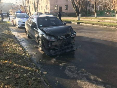 У Кропивницькому на одній вулиці сталося кілька ДТП. ФОТО. ОНОВЛЕНО
