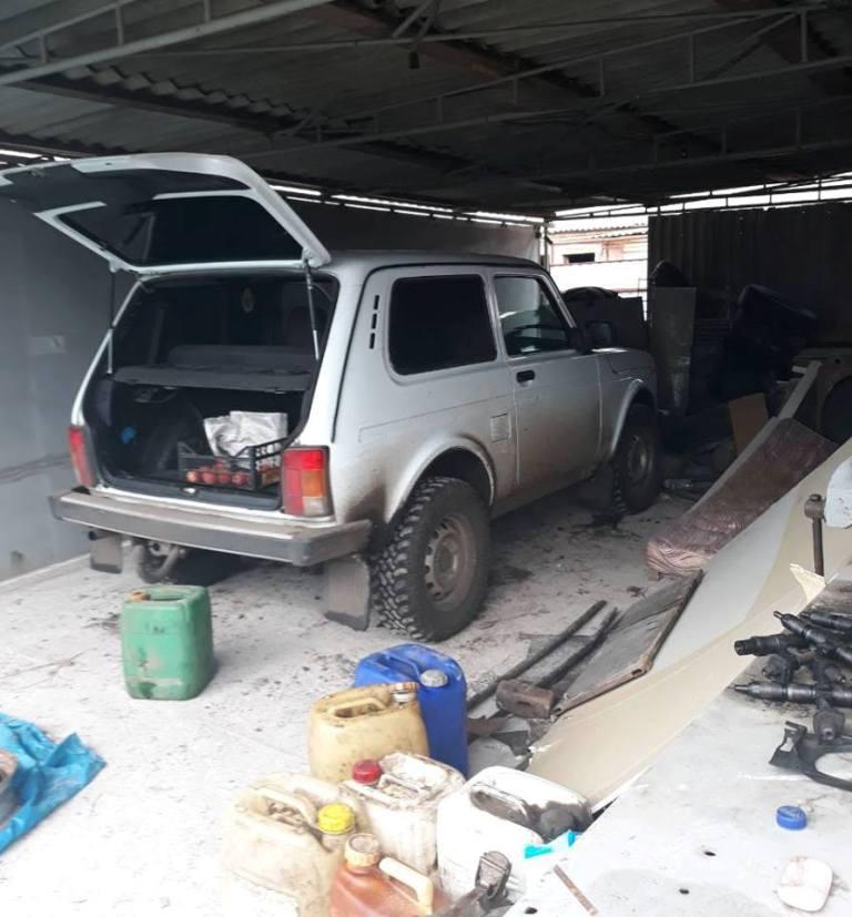 На Кіровоградщині затримали угруповання, що викрадало автівки. ФОТО Фото 2 - Події - Без Купюр - Кропивницький