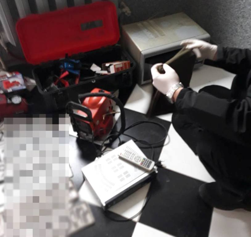 На Кіровоградщині затримали угруповання, що викрадало автівки. ФОТО Фото 3 - Події - Без Купюр - Кропивницький