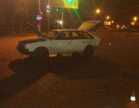 Вночі у Кропивницькому сталась ДТП з потерпілими. ФОТО