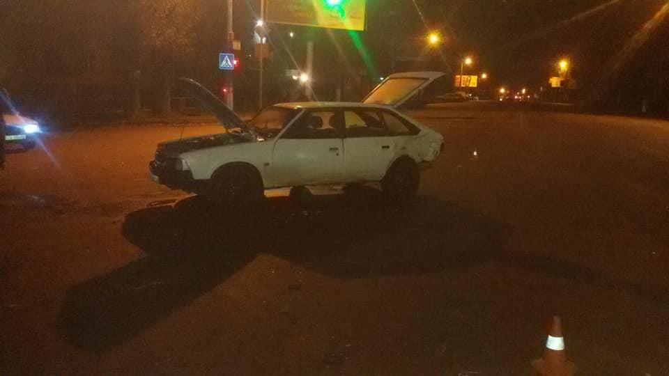 Вночі у Кропивницькому сталась ДТП з потерпілими. ФОТО 1 - Події - Без Купюр
