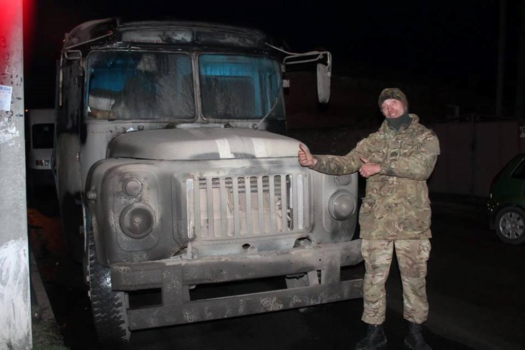 Батальйон «Святослав» повернувся із зони АТО у Кропивницький. ФОТО - 8 - Війна - Без Купюр