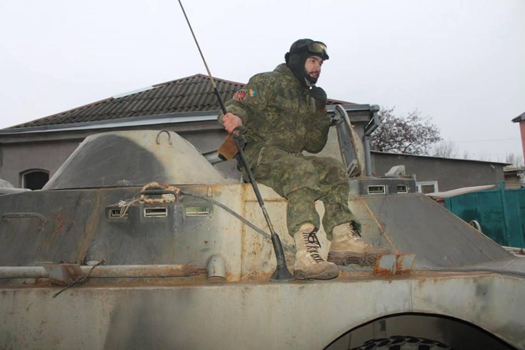 Батальйон «Святослав» повернувся із зони АТО у Кропивницький. ФОТО - 4 - Війна - Без Купюр