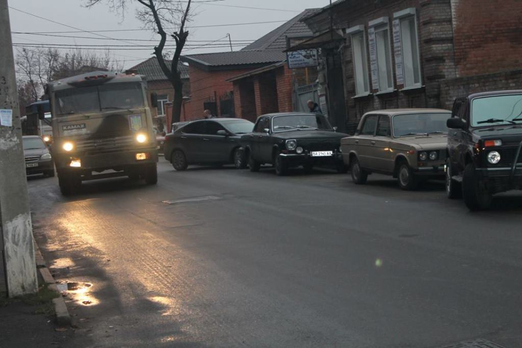 Батальйон «Святослав» повернувся із зони АТО у Кропивницький. ФОТО - 2 - Війна - Без Купюр