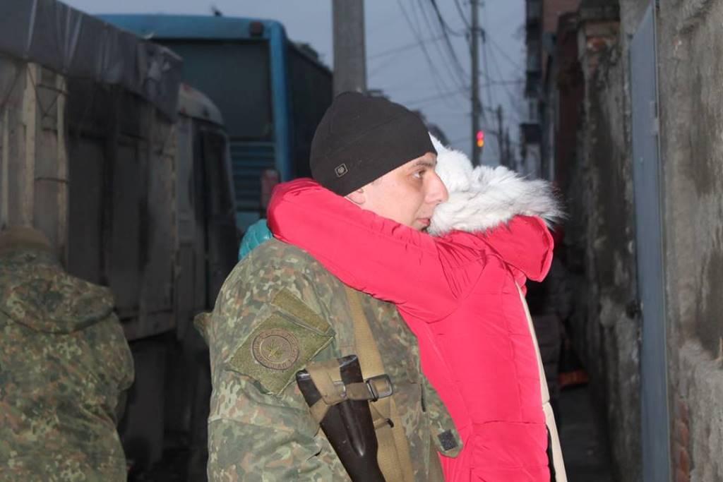 Батальйон «Святослав» повернувся із зони АТО у Кропивницький. ФОТО - 5 - Війна - Без Купюр