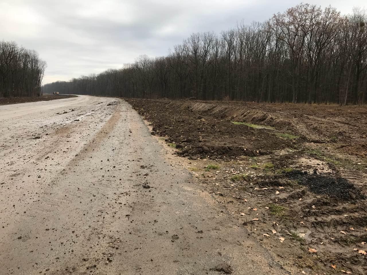 Об'їзну дорогу на Кіровоградщині, заради якої за часів Ларіна знищили гектари лісу, нарешті відкриють для транспорту. ФОТО. ВІДЕО 4