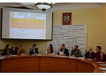 Проект Громадського бюджету, запропонований Стрижаковим, уключать до міської програми реконструкції набережної у Кропивницькому