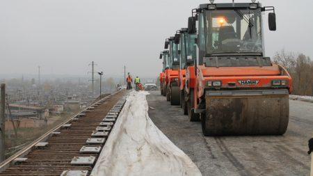 Наступного тижня шляхопровід в Олександрії відкриють для проїзду. ФОТО