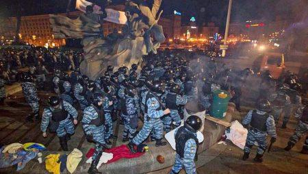 Сьогодні у Кропивницькому відбудеться акція до річниці розгону Євромайдану. ВІДЕО