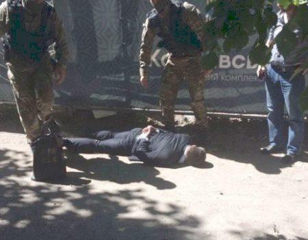 Прокурора Кіровоградської прокуратури, підозрюваного у хабарництві, рекомендували звільнити