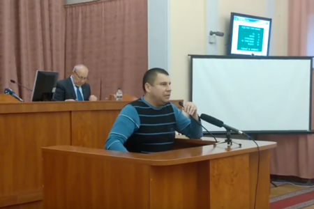 """Активіст закликав звернутися в СБУ через відключення газопостачання """"Кіровоградгазом"""". ВІДЕО"""
